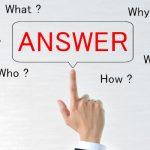 Webコンサルティングの、疑問にお答えします。
