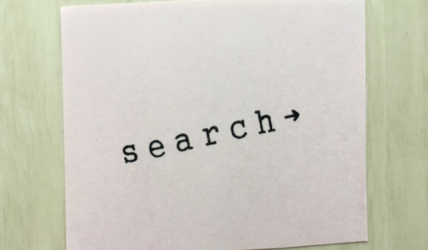 検索関連でやってはいけないこと