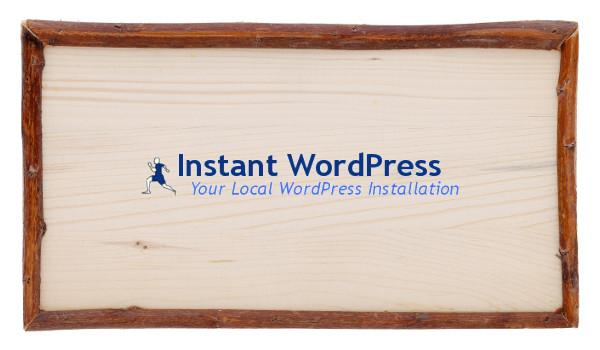 Instant WordPress の使い方とは?
