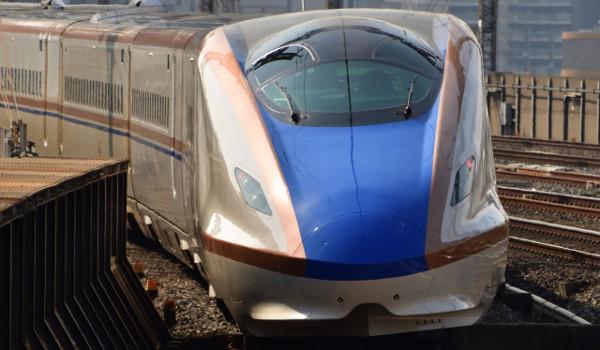 北陸新幹線 E7系 かがやき